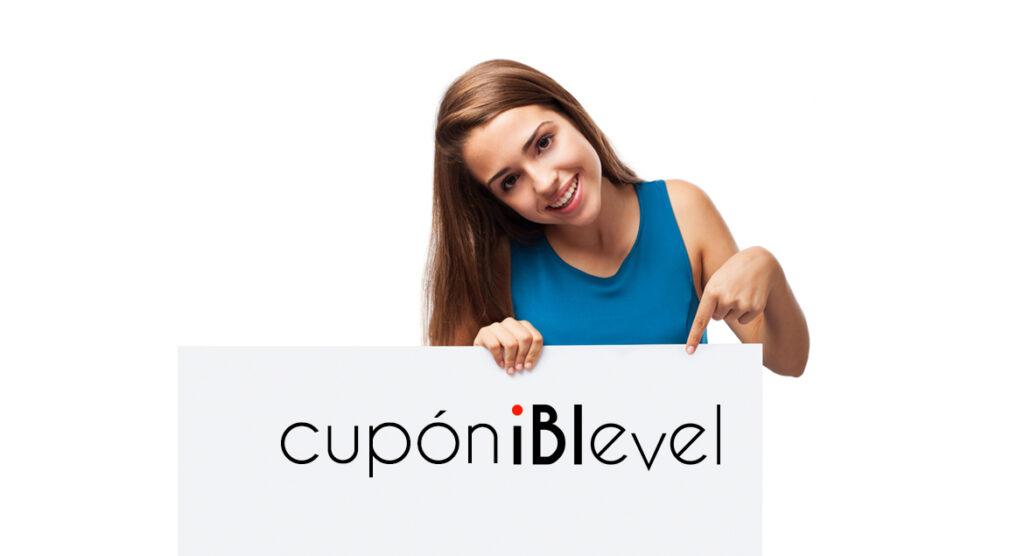 Cupones de descuento en iBlevel ofertas temporales