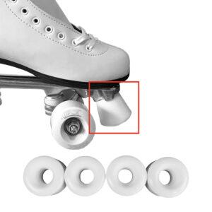 Pack Ahorro Ruedas 54mm + Frenos patines 4 ruedas 5,90€