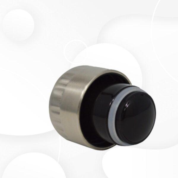 Botella-de-agua-térmica-color-negro-tapa-seguridad